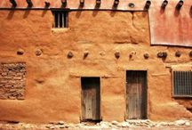 """Historic Santa Fe / Santa Fe is the oldest capital city in the USA and there is a lot of history in and around the city nicknamed """"The City Different"""". Here is some of the history that makes it special."""