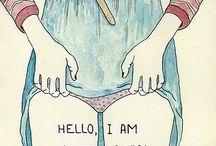 Weird / by Madeline Dufek