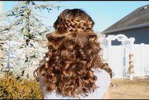 Hair / by Heather Johannessen