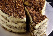 cakes/pies/cucpcakes / by Aniko Contrado