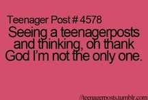 Relatable / Teen relate posts, a board full of those truueeeeee!!  moments