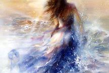 Картины (тема: море )