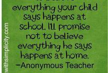 Funny Teacher-Parent Moments