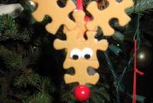 Christmas / by Rachel Lewelling