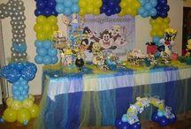 Baby Looney Tunes Fiestas