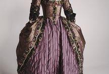 vestidos...