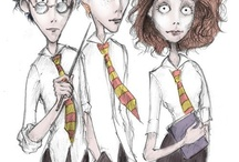 Harry Potter / by Mary Monteleone