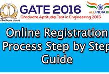Gate 2016 registration process