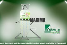 Maxima Ironing Board / Widest and most stable Ironing Board - Apple Style Homes