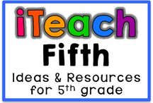 iTeach Fifth / This is a collaborative board dedicated to teaching fifth grade. Collaborators please be sure to post three freebies or blog posts for every one paid product. Please do not repeat a pin for two weeks. Whenever possible, refrain from using pictures of product cover pages. If you are interested in collaborating, please email moretime2teach@gmail.com