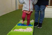Actividades sensoriales niños