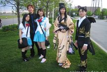 Anime North / Selection of photos over the years of Anime North http://animelondon.ca/cosplay/animenorth/