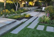 Front Gardens Landscape