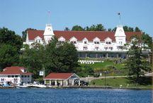 Lake Rosseau, Muskoka / Check out the beauty of Lake Rosseau, Muskoka