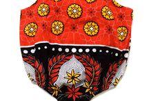 Diy trendy african baby attires