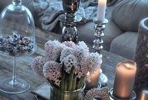 decoration w grey