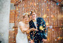 Les mariés / Voici nos coups de coeurs pour de très beaux mariés.