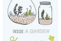 GARDEN THERAPY: Artists / Artist who impress.  / by Stephanie @ Garden Therapy