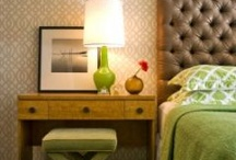 Bedrooms / by Novus Designs, By Nicole Fox