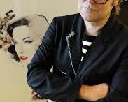 DAVID DONWTON / Illustrateur de mode et portraitiste né en 1959 dans le Kent.