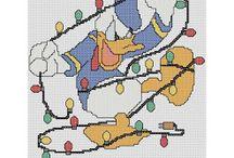 Juletræstæppet
