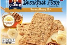 #QuakerFlats / Checking out my box from @Influenster and @Quaker #GotItFree