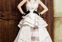 wedding dress idea / 素敵なウェディングドレスをたくさん集めました!