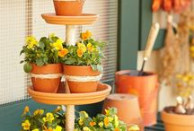Blumen &Gartendekoideen