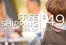 Free Shipping / Save with free shipping when you spend $49 or more!