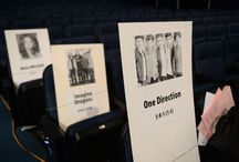 2013 AMAs Seating Chart  / by Yahoo Music