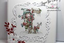 Polka doodle images