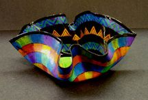 ArtEd- Recycle CDs & vinyl records / by Donna Staten
