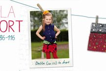 Kids Collection / #FairlyTraded #Skirt #OneSize #Kids