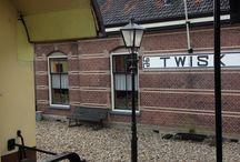 Twisk. / Twisk, een klein pittoresk dorpje in Noord-Holland
