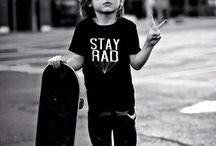 Stay RAD Skateboarding / Skateboarding