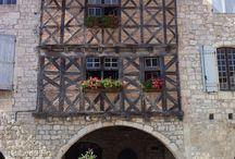 Lauzerte - Cité Médiévale / Bastide de Lauzerte