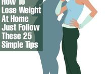 losing weight ideas