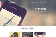 Web & design inspiration / Inspiration! Mostly web design