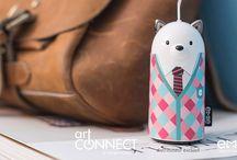 Chargeur portable / Les chargeurs nomades Art Connect vous permettent de rechercher votre appareil mobile où que vous soyez.