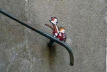 Schule Street-Art