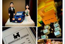 Game Board Wedding Ideas
