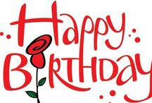 Feliz Cumple / Happy Birthday