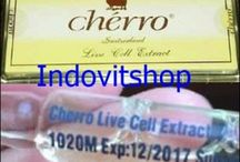 Cherro live cell cairan kuning best product for anti aging