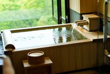 Hot Springs / Spa / Baths that relax both mind and body Choose between natural and contemporary, or fragrant and classic
