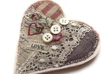 HEARTS / handmade hearts