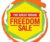 Amazon The Great Indian Freedom Sale – Every 30 Minutes