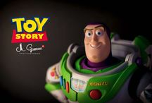 Toy Story Collection / Garzon Photographies