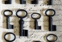 Keys / by Jen McGahan