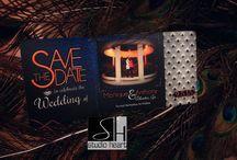 Save.The.Save.Designs // Studio Heart Divas Wedding & Event Artistry / Custom Wedding & Event Save the Date  designed by Studio Heart Divas CreativeTeam