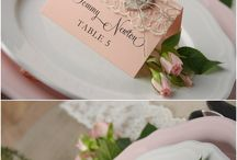 Wedding  -  cards with names